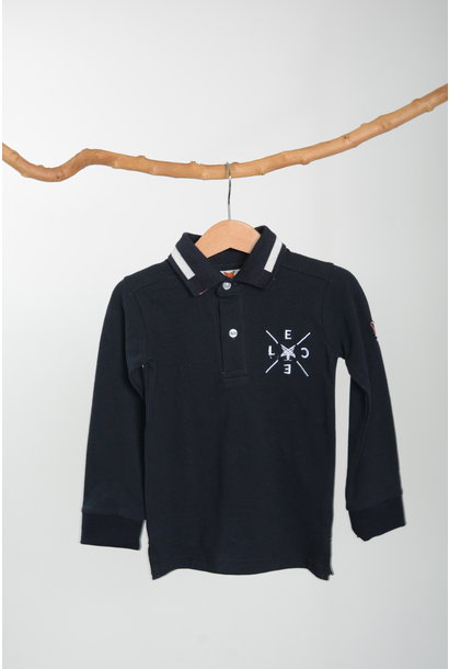 LCEE | Donkerblauwe polo