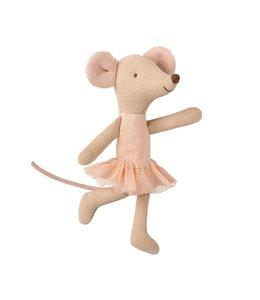 Ballerina mouse, little sister