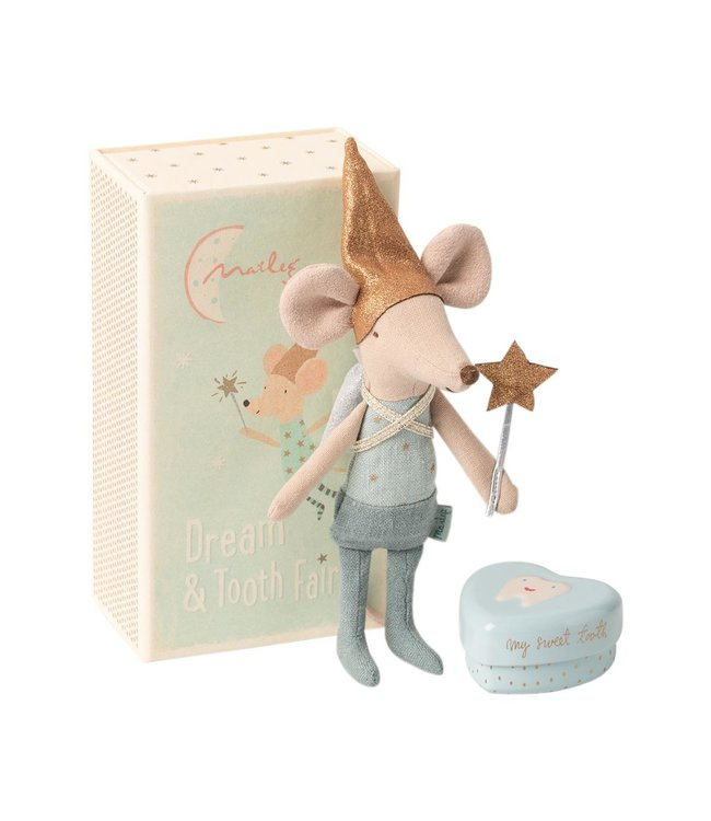 Tooth fairy mouse in matchbox, Big brother