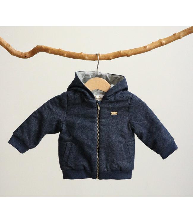 PURETE DU BEBE Jeans Blue  jacket
