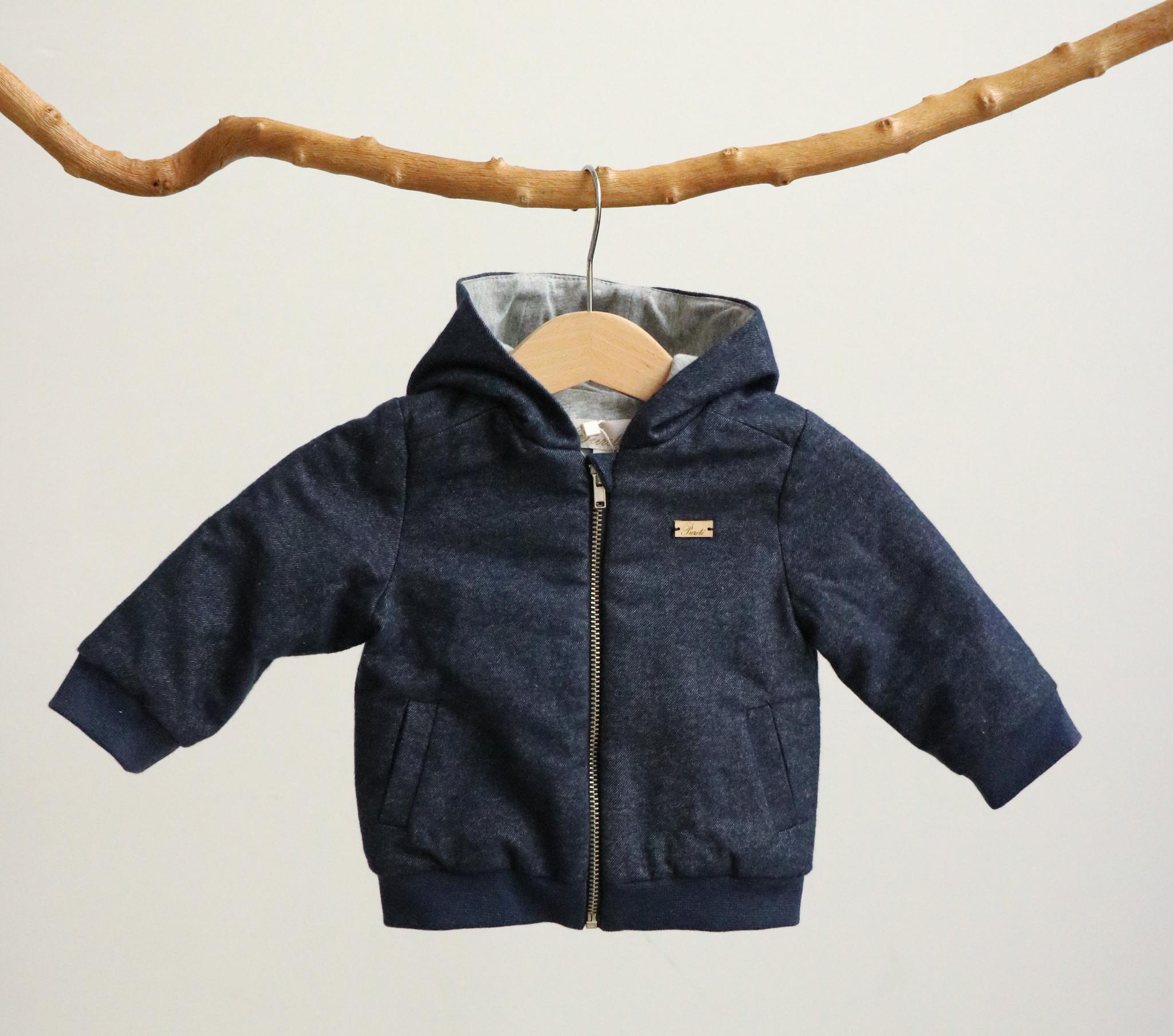 Jeansblauw vestje-1
