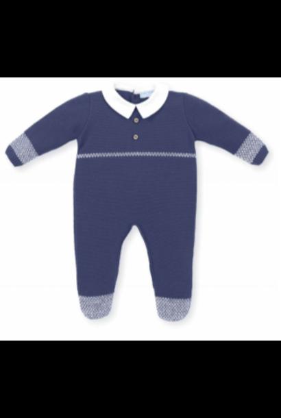 Donkerblauw newborn pakje