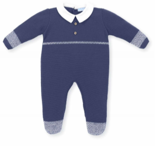 MAC ILUSION | Donkerblauw newborn pakje-1