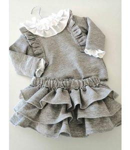 BABY'PHINE Jersey Sweater grijs