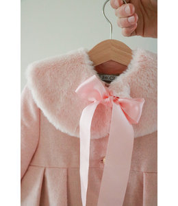 BABY'PHINE Fur in Pink color