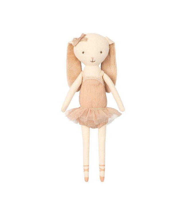 Het dansende ballerina konijntje