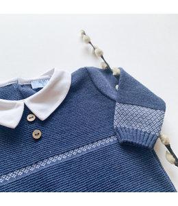 MAC ILUSION Donkerblauw newborn pakje