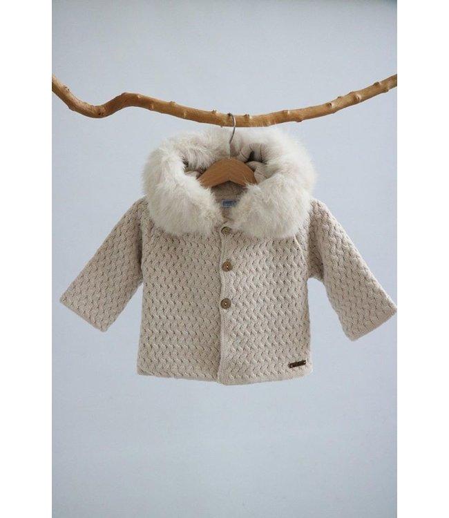MAC ILUSION MAC ILUSION | Jacket with faux fur