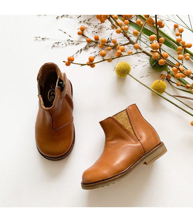 POM D'API | Camel boot with glitter detail
