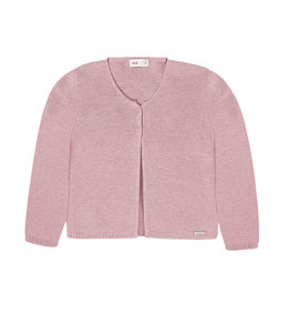 CONDOR  Finely knitted cardigan off white Rosa Palo