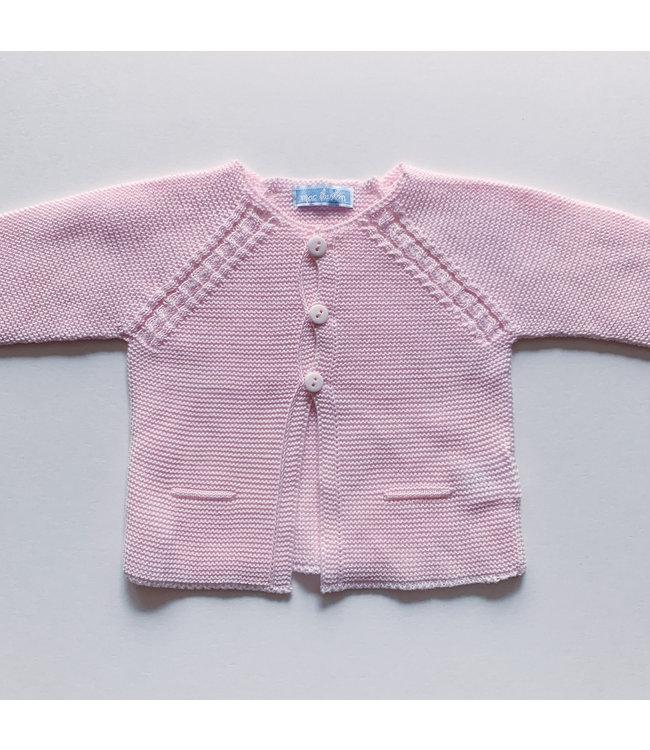 MAC ILUSION MAC ILUSION | Pink cardigan