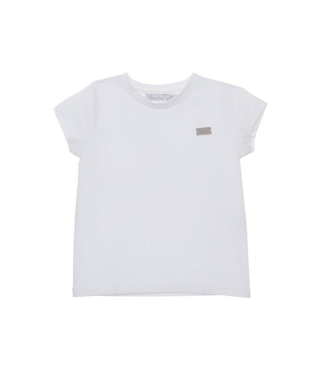 PATACHOU PATACHOU | Witte t-shirt