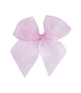 CONDOR  Hairclip with Organza bow Pink