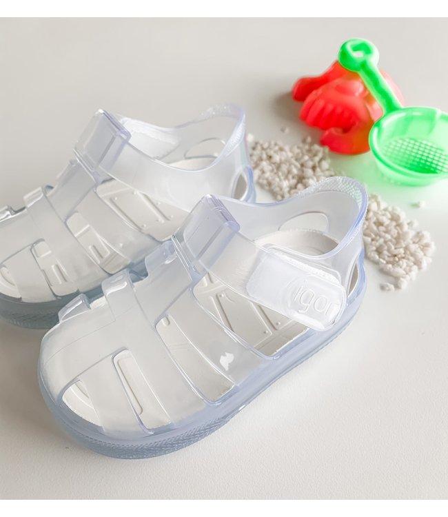 IGOR   Water sandal transparent unisex