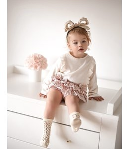 BABIDU Fijne beige sweater