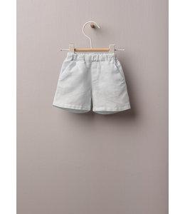 Mint blue short