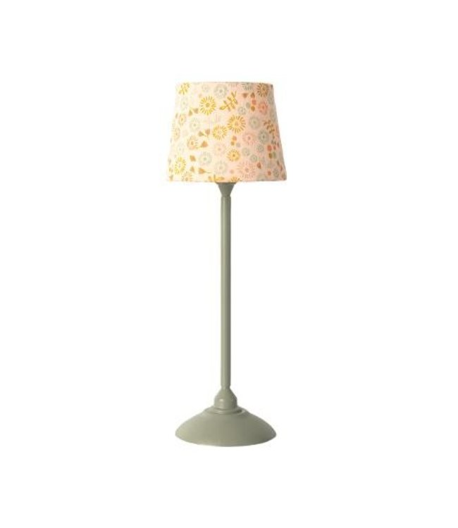 MAILEG MAILEG |  Minature floor lamp mint