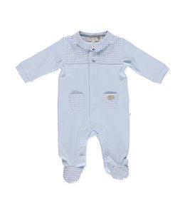 PURETE DU BEBE Baby suit with nice vichy details