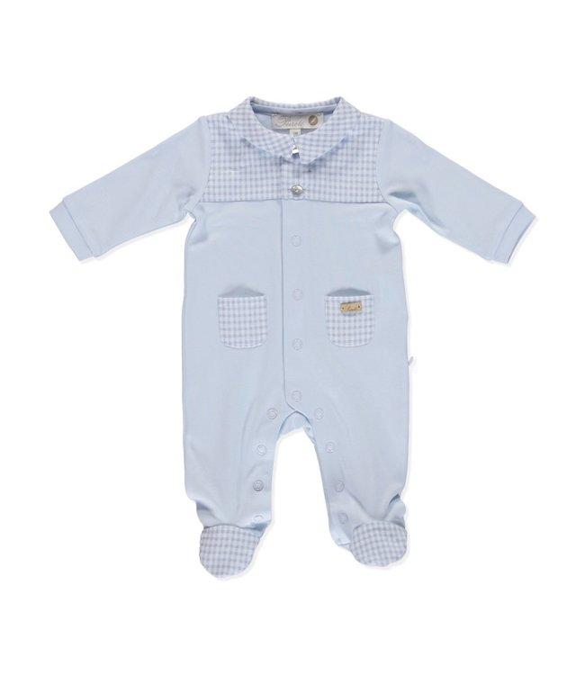 PURETE DU BEBE PURETE | Baby suit with nice vichy details