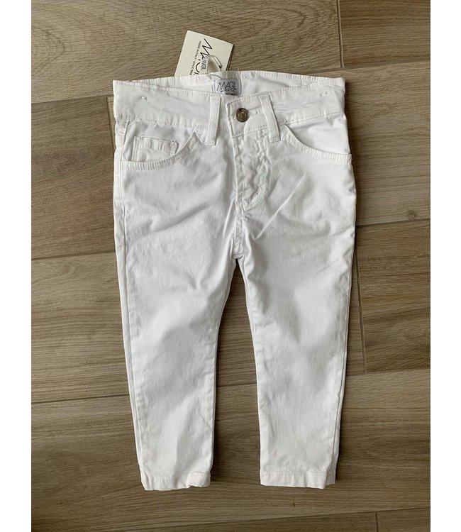 MAGIL  Witte jeansbroek