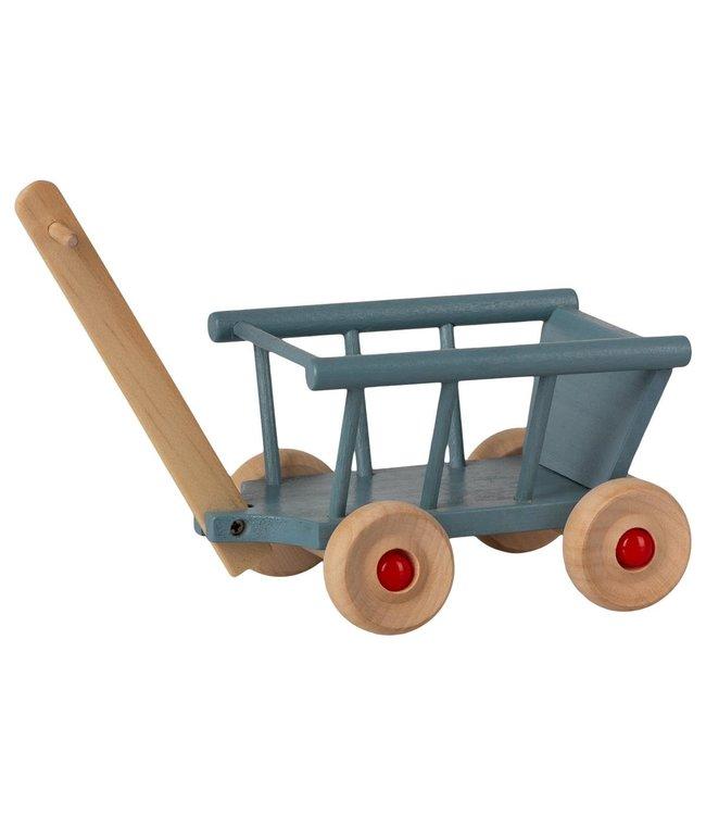 MAILEG MAILEG | Wagon blue
