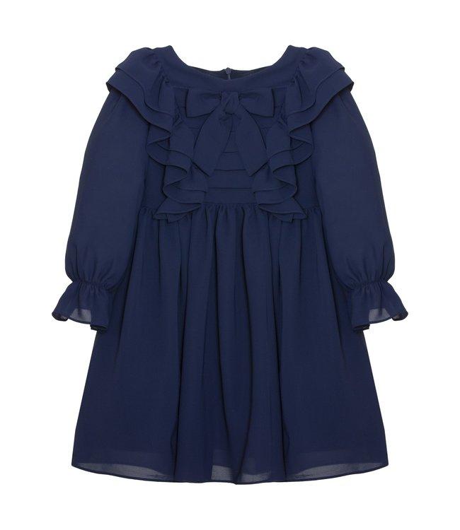 PATACHOU PATACHOU | Chiffon dress Feyline