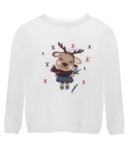 PATACHOU Christmas sweater Ella Ivory