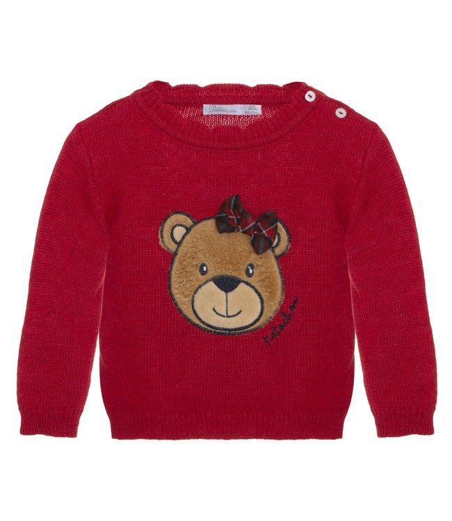 PATACHOU PATACHOU   Christmas  Sweater Lilly