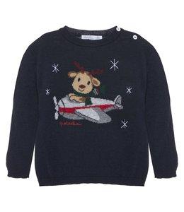 PATACHOU Christmas sweater Victor