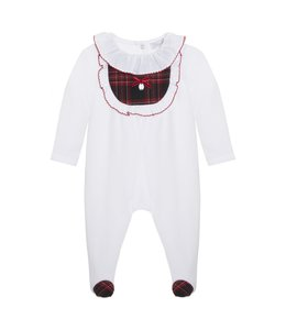 PATACHOU Christmas suit Newborn Cilou