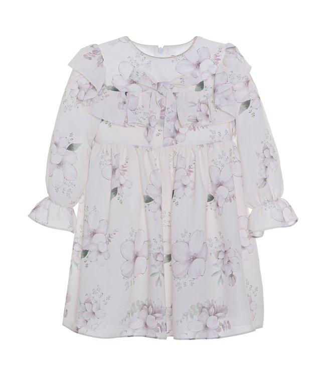 PATACHOU PATACHOU | Chiffon Dress Rosalie