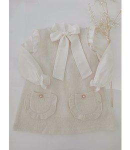 Dress Fien - OFF WHITE
