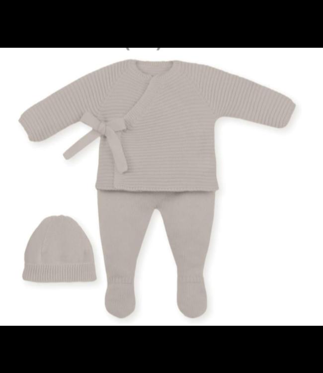MAC ILUSION Newbornpakje ROBIN - ZAND