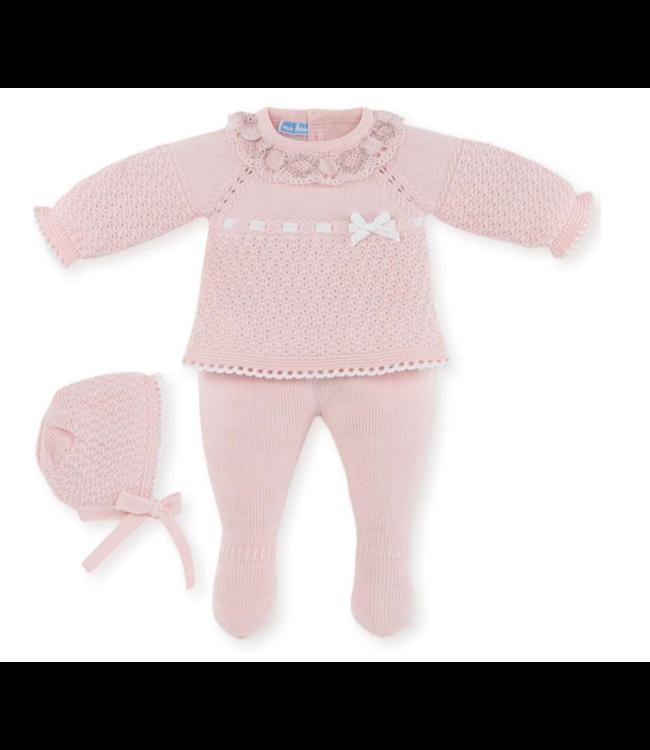 MAC ILUSION  Newborn suit Violet