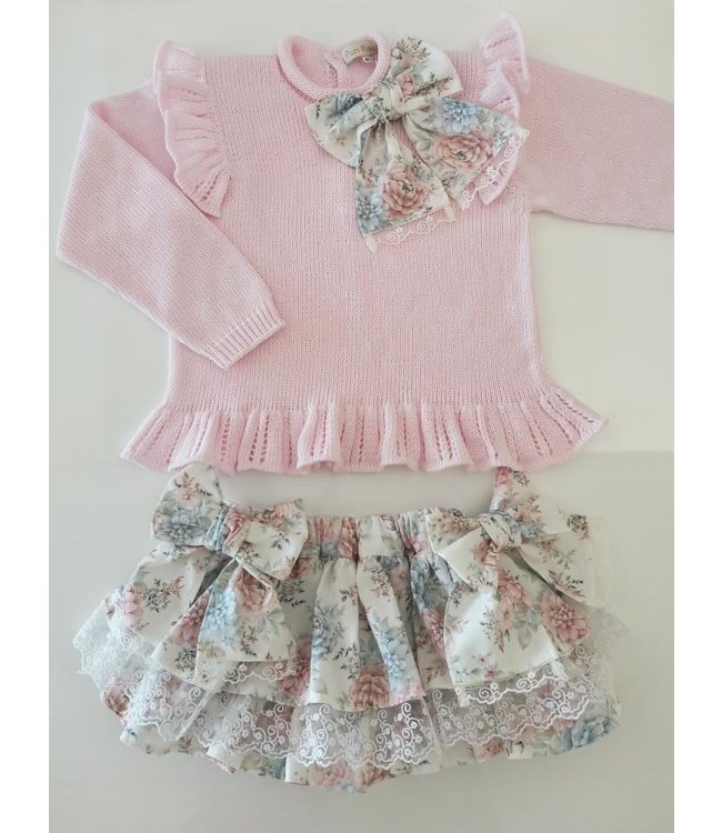 PURO MIMO | Bloomer Esthelle with 2 bows in front