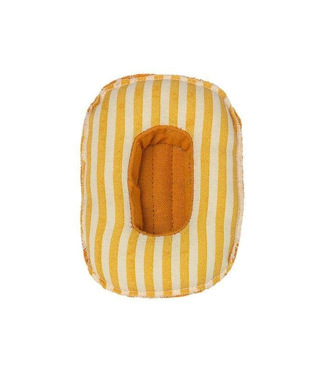 MAILEG MAILEG |  Rubber boat with yellow stripes