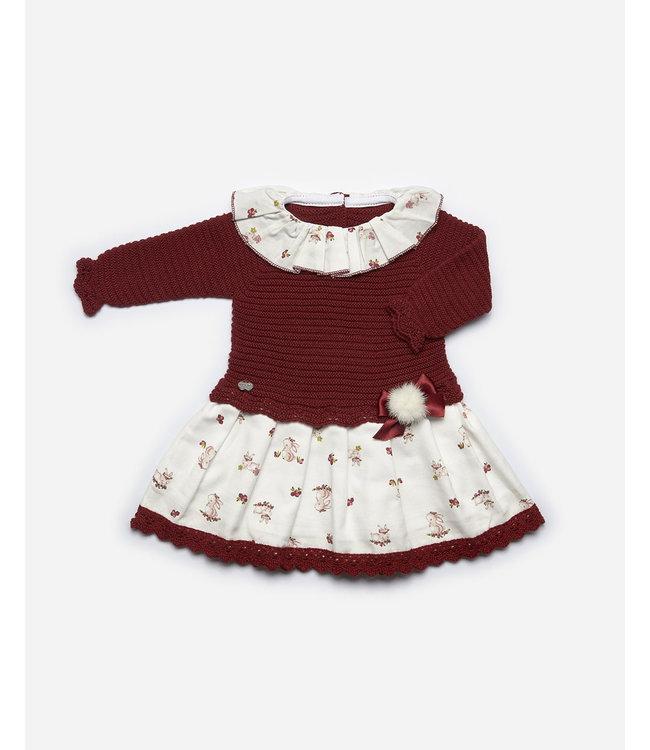 JULIANA   JULIANA | Fine knitted dress Babette