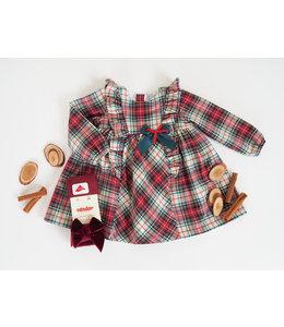 MAC ILUSION Christmas Dress BELLE