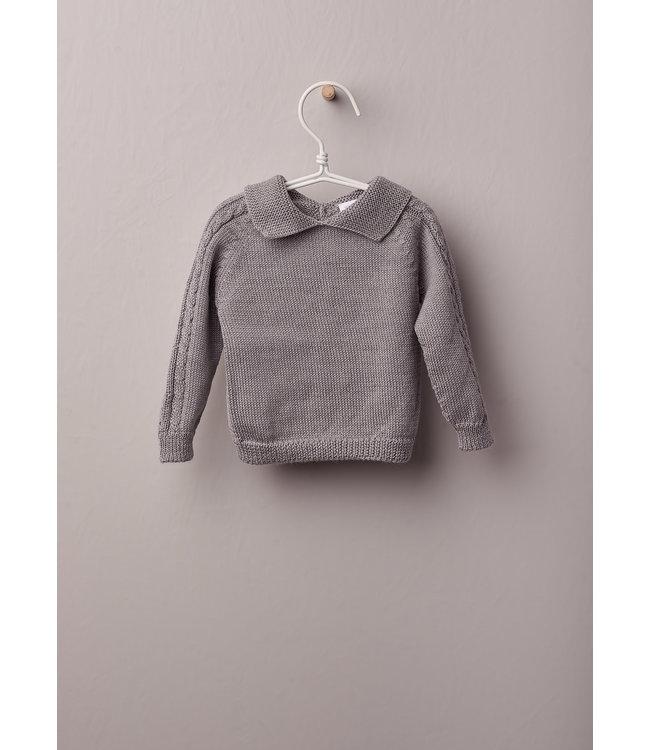 Sweater Cesar - NAVY BLUE