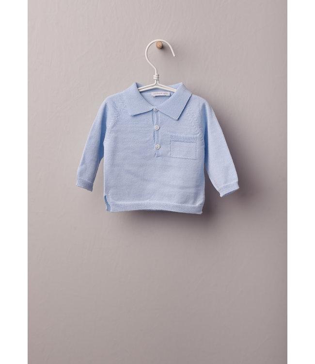 Sweater Henri - PETROL GREEN