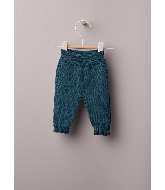 Pants Cesar -  PETROL GREEN