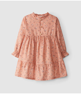LARANJINHA Dress Annabel - Coral