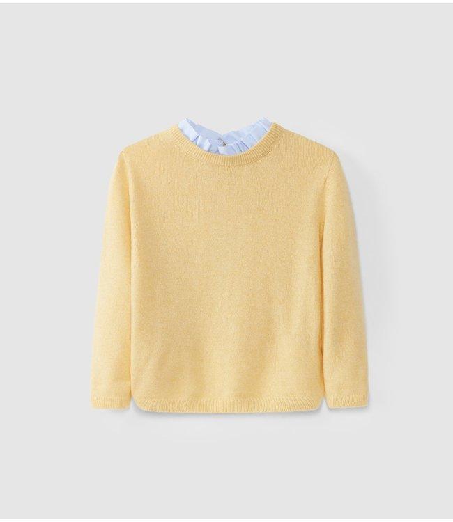 LARANJINHA LARANJINHA | Sweater Naomi Light Yellow