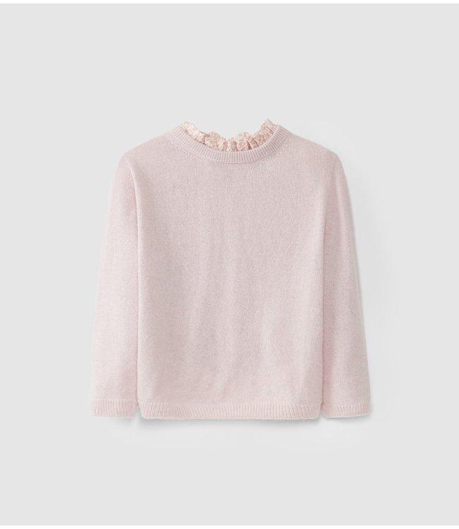 LARANJINHA LARANJINHA | Sweater Naomi Powder Pink