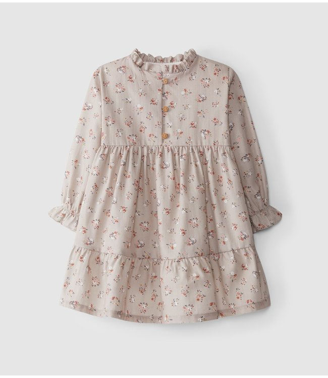 LARANJINHA Dress Annabel -  Stone