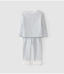 LARANJINHA Pajamas Charlotte  azure blue