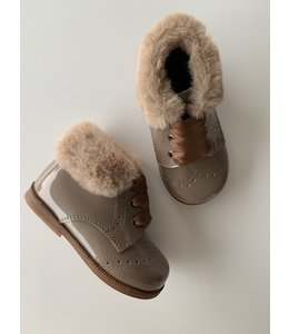 Shoe Kirsten Metalic
