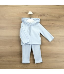 BABIDU Housewear Leo - LIGHT BLUE