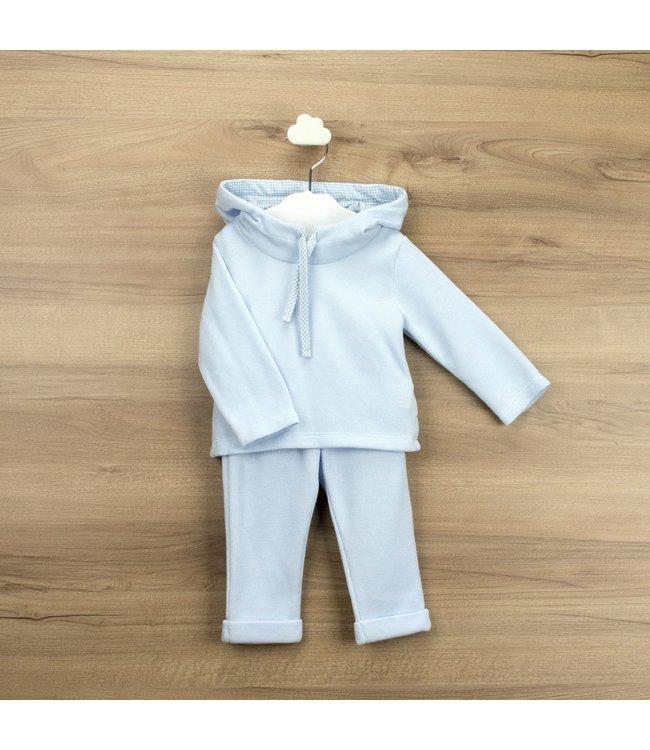 BABIDU Housewear Leo - GREY
