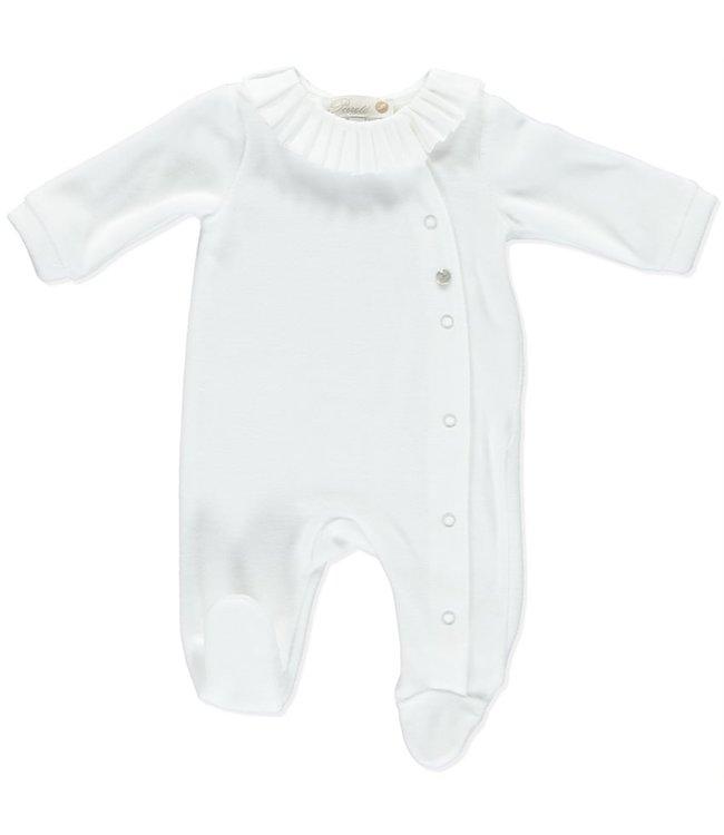 PURETE DU BEBE Pyjama Shauni - BURGUNDY